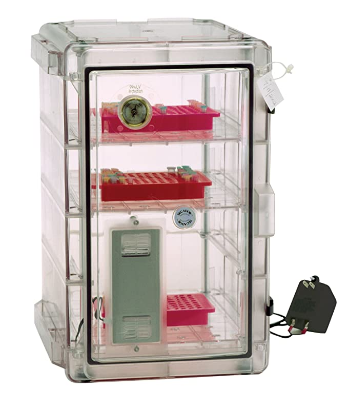 Bel-Art Secador Clear 3.0 Auto-Desiccator Cabinet; 100V, 1.6 cu. ft. (F42073-1100): Science Lab Desiccator Accessories: Amazon.com: Office Products