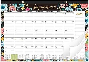 Desk Calendar 2021 - 12 Months Desk Calendar, 17