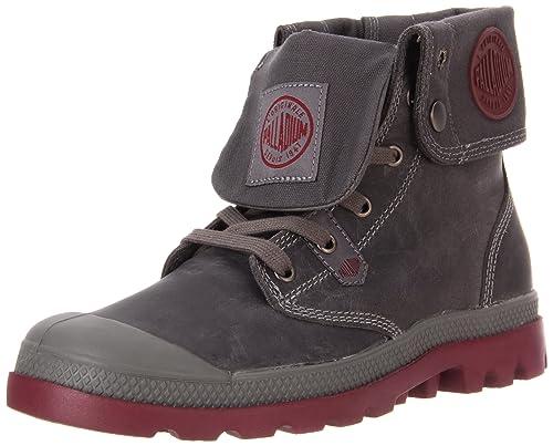 the latest huge sale large discount Palladium Men's Baggy Lite Leather Zipper Boot