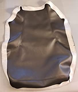 Freedom County ATV FC120 Black Replacement Seat Cover for Yamaha YFM660 Grizzly 02-08