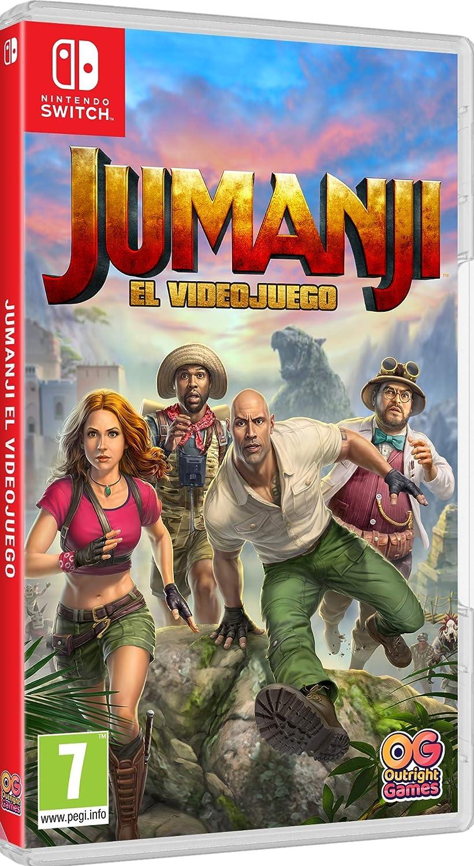 Jumanji: El Videojuego: Amazon.es: Videojuegos