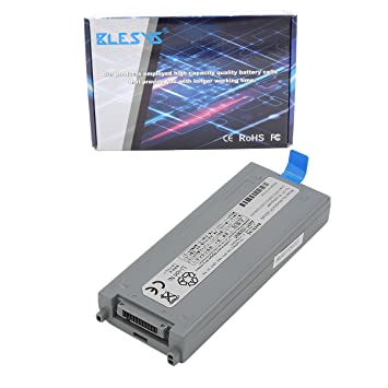 BLESYS CF-VZSU48 CF-VZSU28 CF-VZSU50 CFVZSU48 Batería portátil Compatible Panasonic CF19 CF-19 Toughbook CF19 CF-19 19 (10.65V 4400mAh): Amazon.es: ...