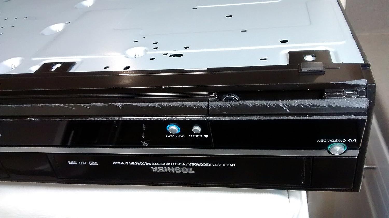 Amazon.com: TOSHIBA D-VR600KU DVD Video Recorder & VCR Video Cassette Recorder Combo, DVD/CD/Hi-Fi Stereo VHS Player. HDMI, Dolby Digital Recording, DIVX, ...