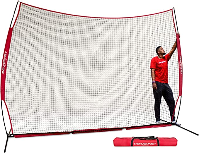 PowerNet Sports Goal Barrier Net - Best For Indoor and Outdoor
