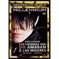 Millennium 1 : Los Hombres Que No Amaban A Las Mujeres (Män Som Hatar Kvinnor) (Estuche Slim) [DVD]
