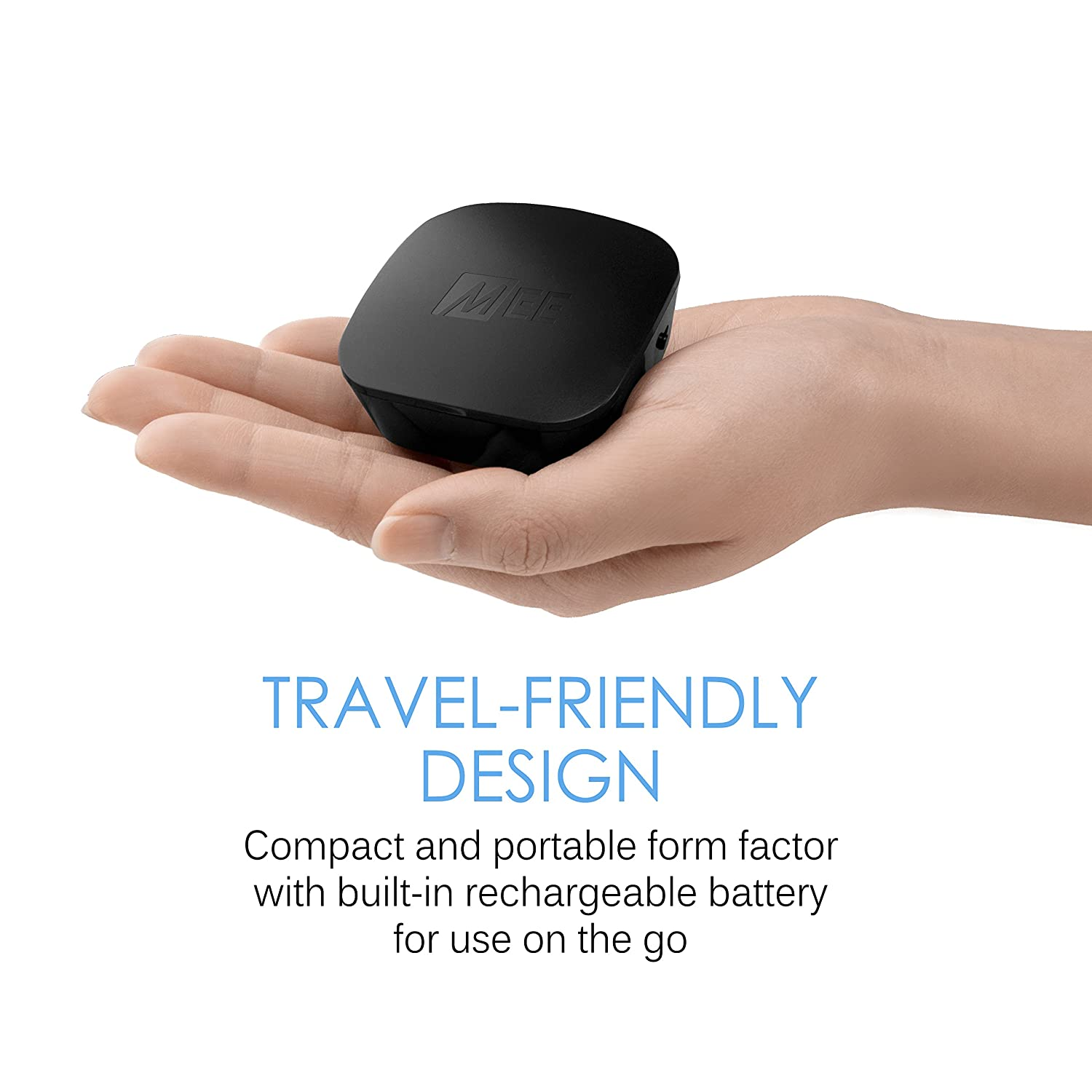 MEE Audio AF T1-BK-MEE Dual Connect Bluetooth Audio Transmitter Casques