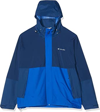 Columbia Chaqueta impermeable, Evolution Valley, Hombres: Amazon ...