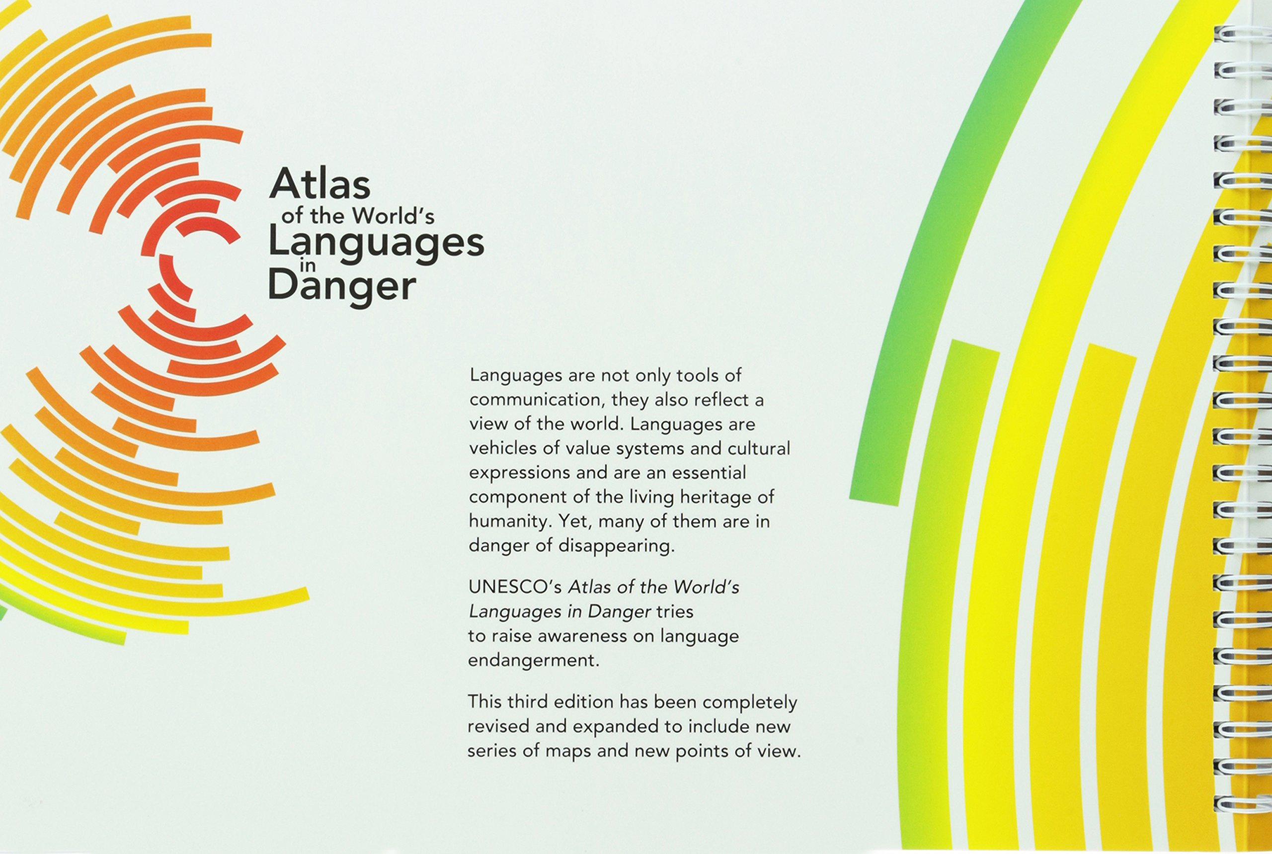 Buy Atlas Of The Worlds Languages In Danger Memory Of Peoples - World atlas of languages