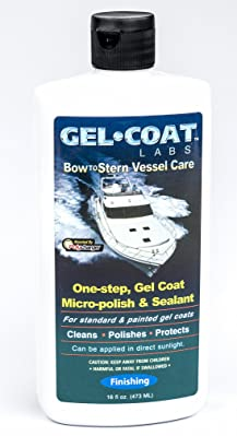 Boat One Step Gel Coat Micro Polish