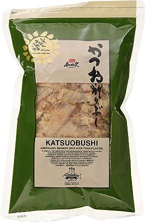 Comprar Katsuobushi (hojuelas de atún secas y ahumadas) 40 g