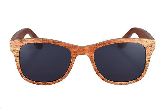 amoloma - Gafas de sol - para mujer marrón claro S: Amazon ...