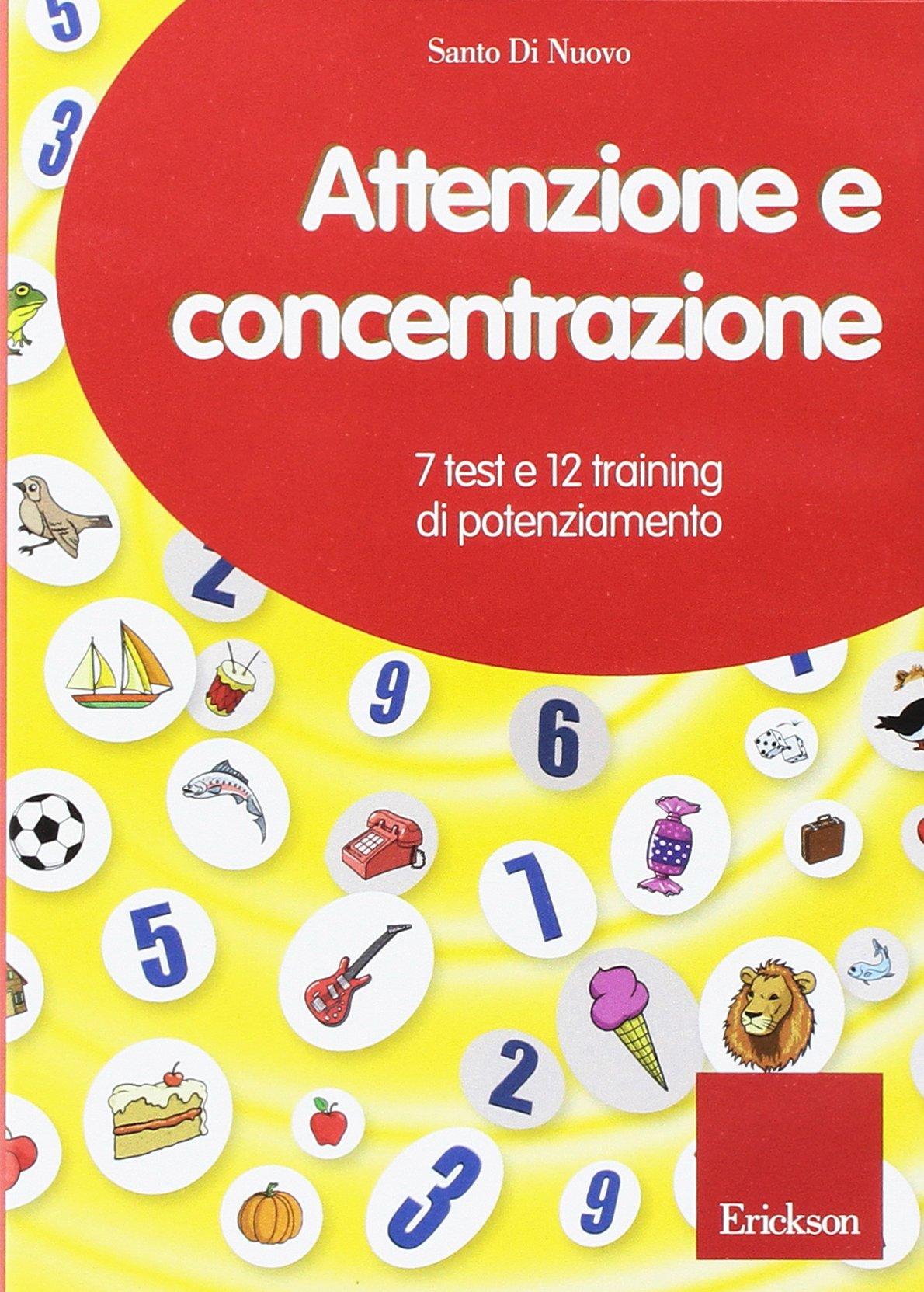 Amazonit Attenzione E Concentrazione 7 Test E 12 Training Di