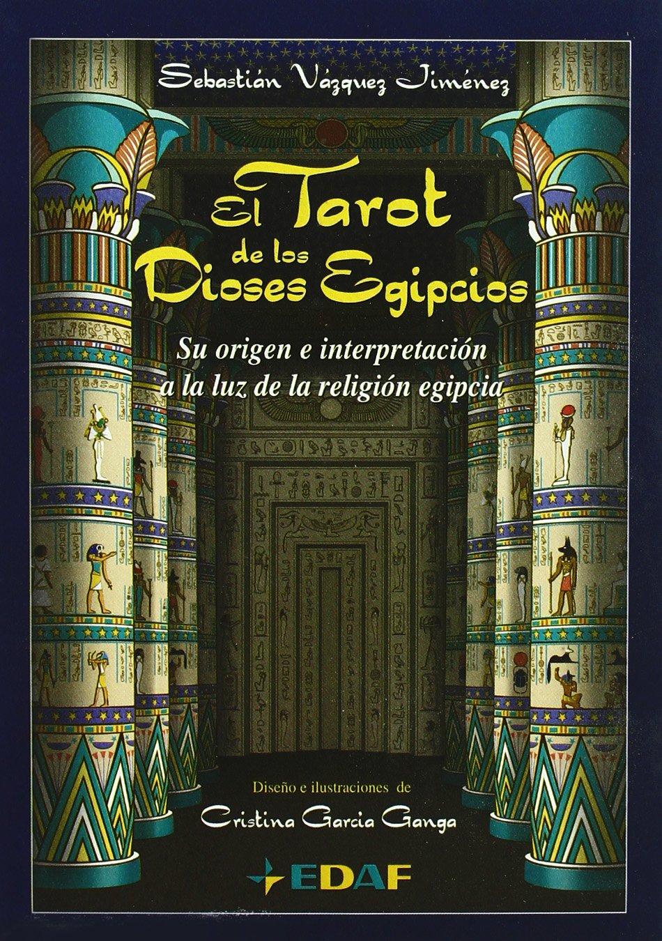 Tarot De Los Dioses Egipcios, El (Tabla de Esmeralda ...