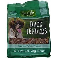 VitaLife Jerky Dog Treats - All Natural, Duck Tenders, 908 g
