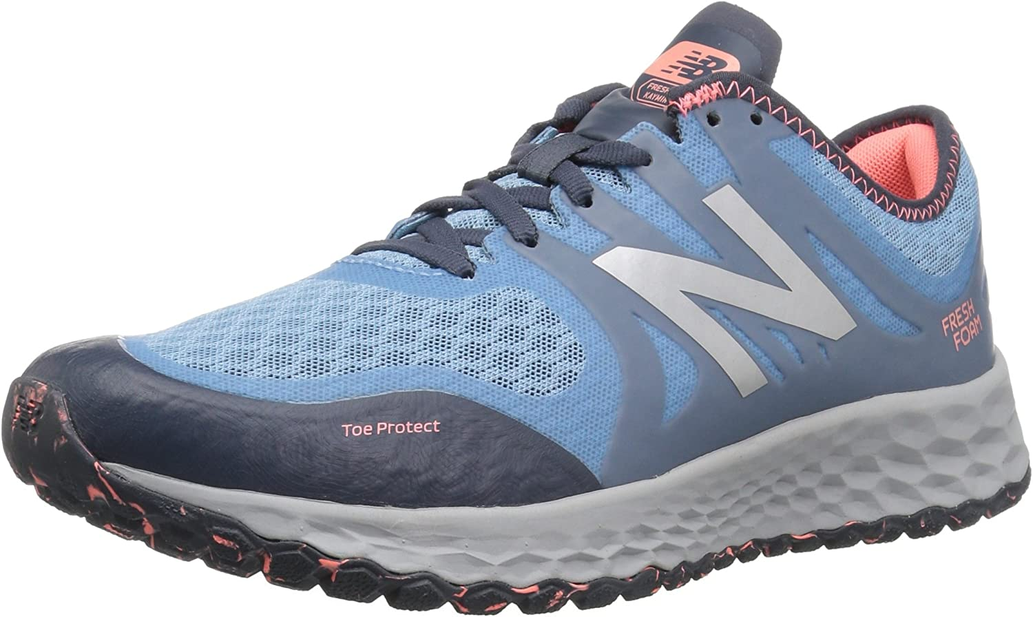 New Balance Women s Kaymin V1 Trail Fresh Foam Running Shoe
