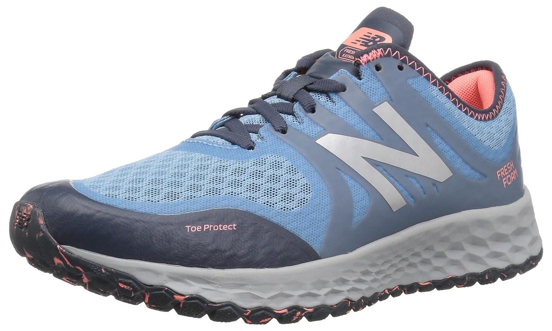 New Balance Women's Kaymin Trail v1 Fresh Foam Trail Running Shoe B0751S1J4N 8.5 B(M) US|Tidepool