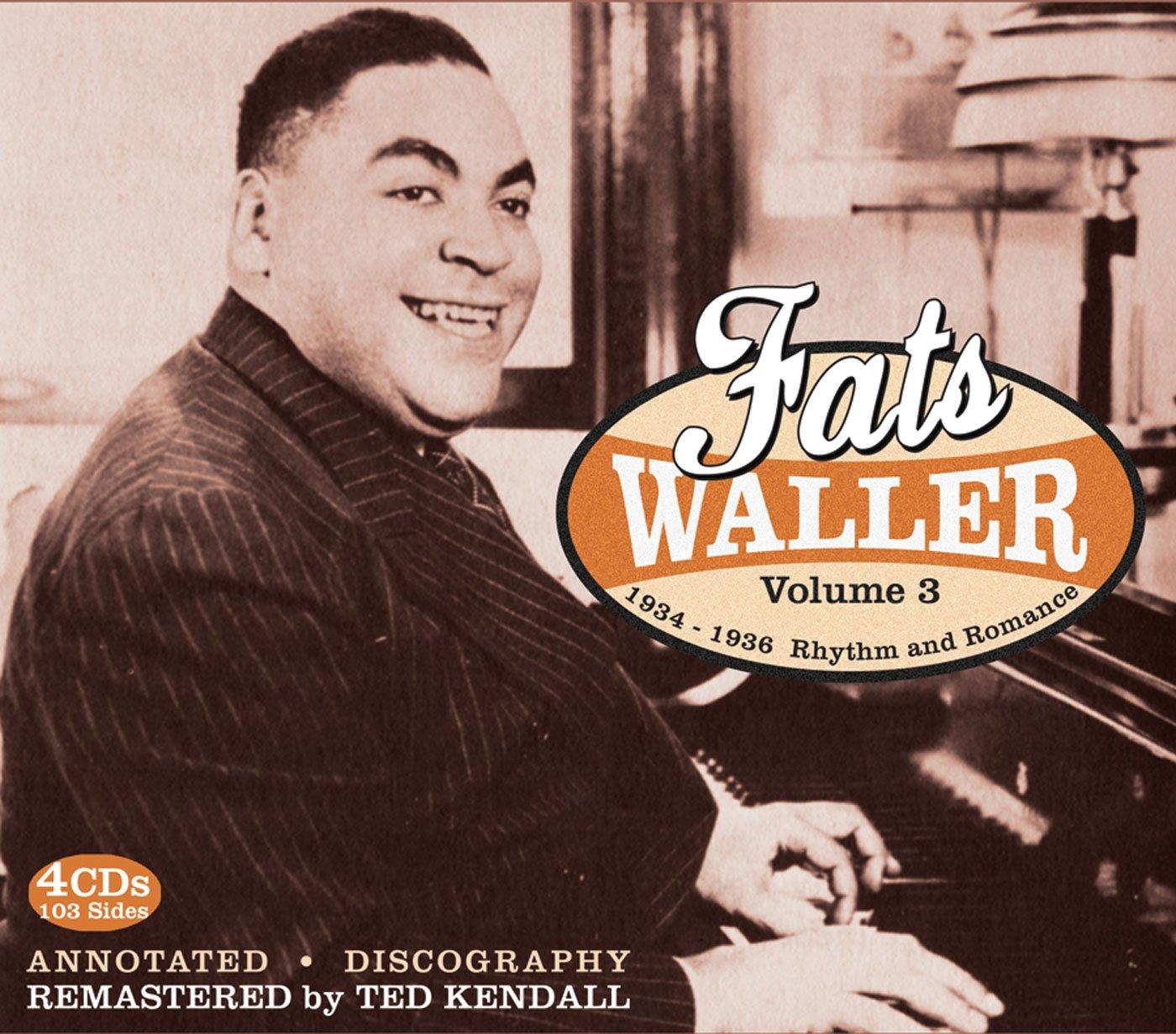 Fats Waller Volume 3 by JSP