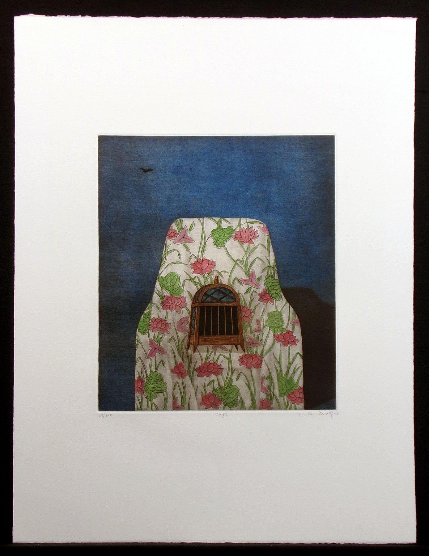 Cage by Kyu-Baik Hwang