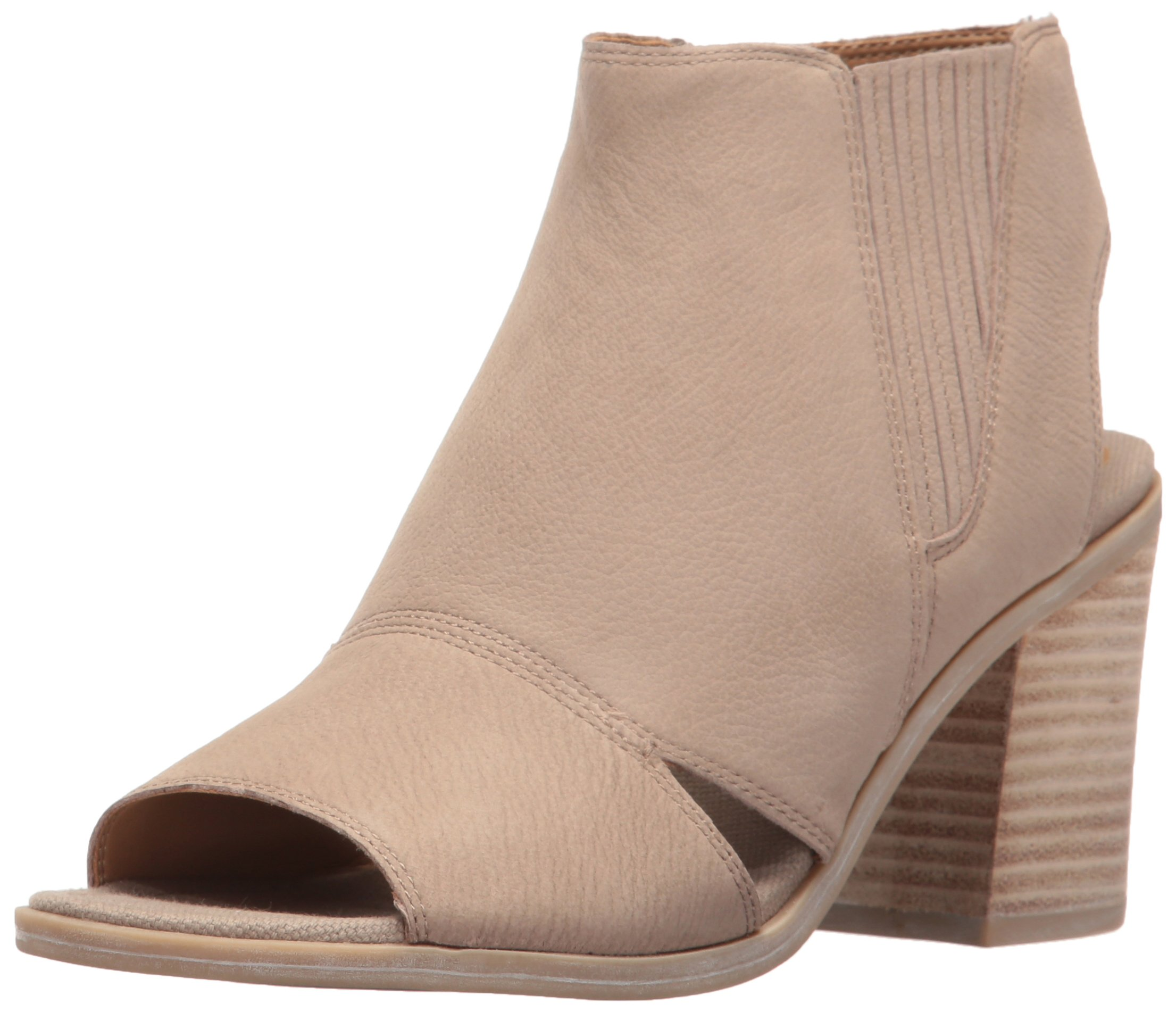 Franco Sarto Women's Galaxy Heeled Sandal, Hi Tech Grey, 8 Medium US