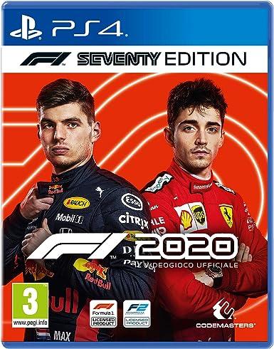 F1 Seventy Edition: Amazon.es: Videojuegos