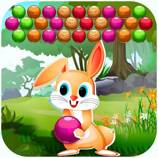 Rabbit Bubble Shooter 2017 - Bunny Pop