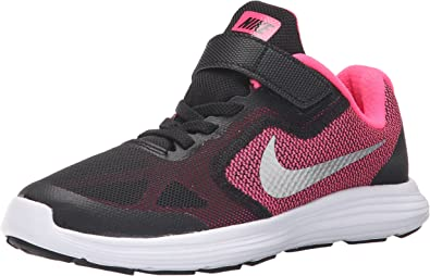 NIKE Revolution 3 (GS), Zapatillas para Niñas: Amazon.es: Zapatos y complementos