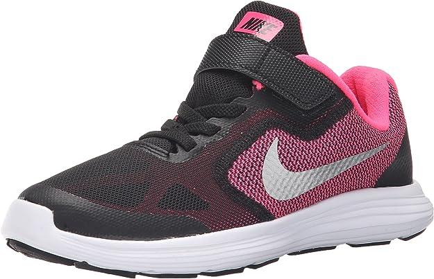 NIKE Revolution 3 (GS), Zapatillas para Niñas: Amazon.es: Zapatos y complementos