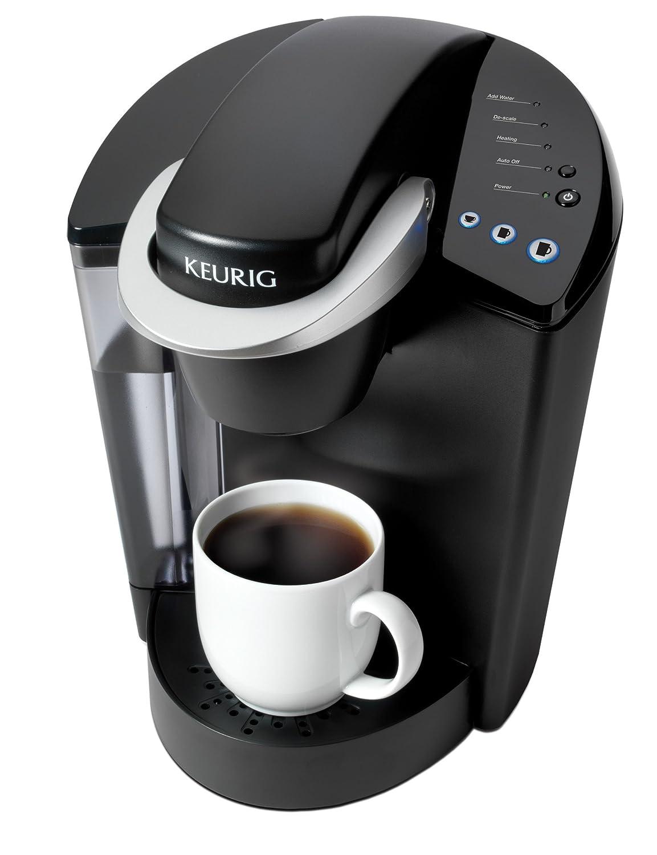 Amazon Keurig New Elite Single Cup Coffee Brewer