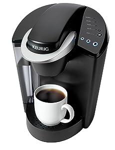 Keurig New Elite Single Cup Coffee Brewer − B40