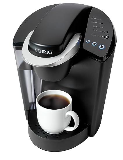 Amazoncom Keurig New Elite Single Cup Coffee Brewer B40 Single
