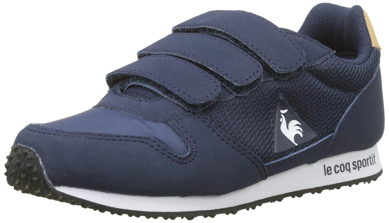 Le Coq Sportif Alpha PS Sport Dress Blue/Croissant, Baskets Mixte Enfant 1820128