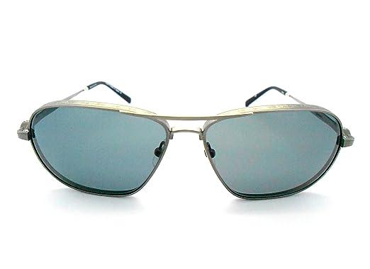 Amazon.com: Matsuda m3028 estilo aviador anteojos de sol ...
