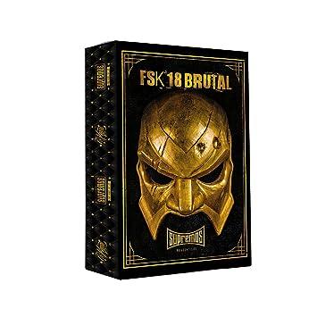 Fsk18 Brutal Ltd Boxset 18karat Amazonde Musik