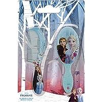 Disney ijskoningin 2 set haarborstel/kam Elsa/Anna