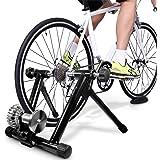 Sportneer Fluid Bike Trainer Stand, Indoor...