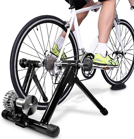 Sportneer Soporte de Entrenamiento para Bicicleta en Interior ...