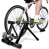 Fluid Bike Trainer Stand Sportneer Indoor Bicycle Exercise Training Stand