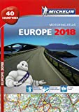 Europe 2018 - Tourist and Motoring Atlas (A4-Spiral)