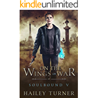 On the Wings of War (Soulbound Book 5) book cover
