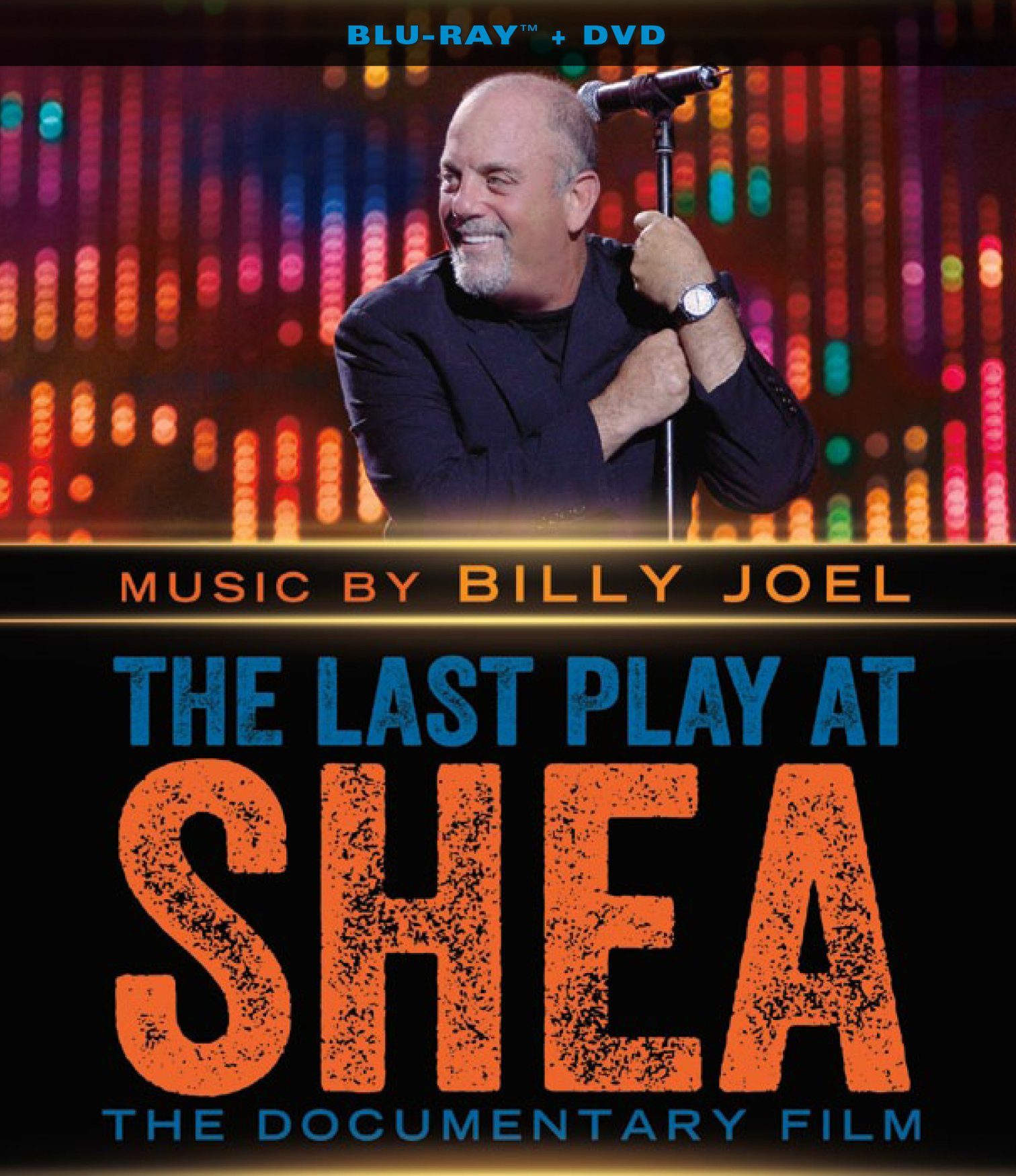 Blu-ray : Billy Joel - The Last Play at Shea (With DVD, Widescreen, 2 Disc)
