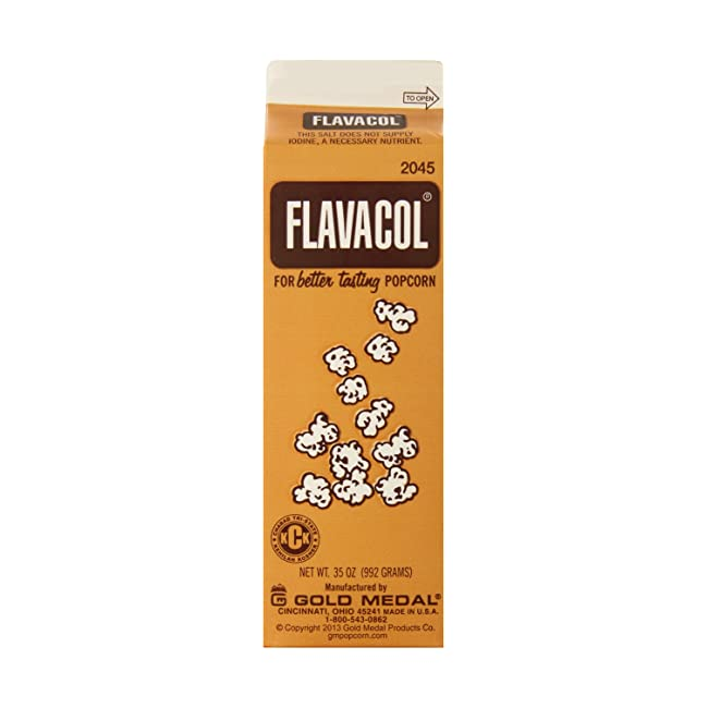 Gold Medal Prod. 2045 Flavacol Seasoning Popco...
