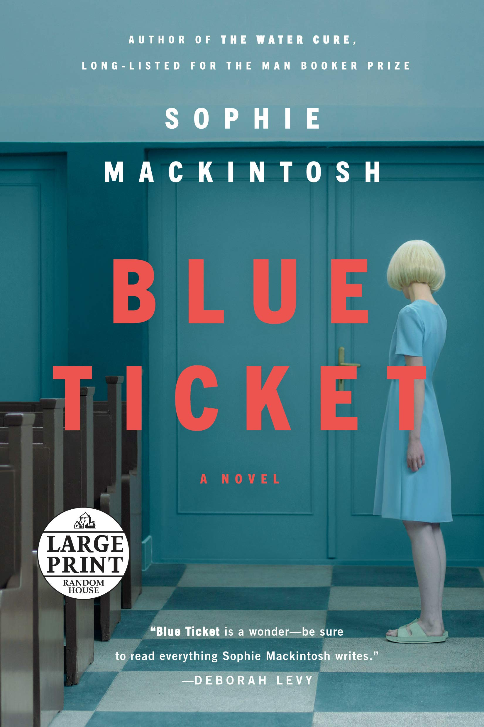 Blue Ticket: Amazon.co.uk: Mackintosh, Sophie: 9780593214800: Books