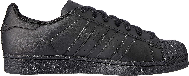 adidas Originals Men's Legacy Superstar Black (Core Black)