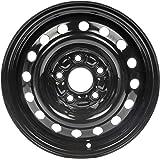 Dorman 939-147 Steel Wheel (15x6 5in ) for Select Honda Models, Black