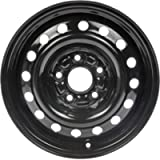 Dorman Steel Wheel with Black Painted Finish (15x6.5'/5x115mm)