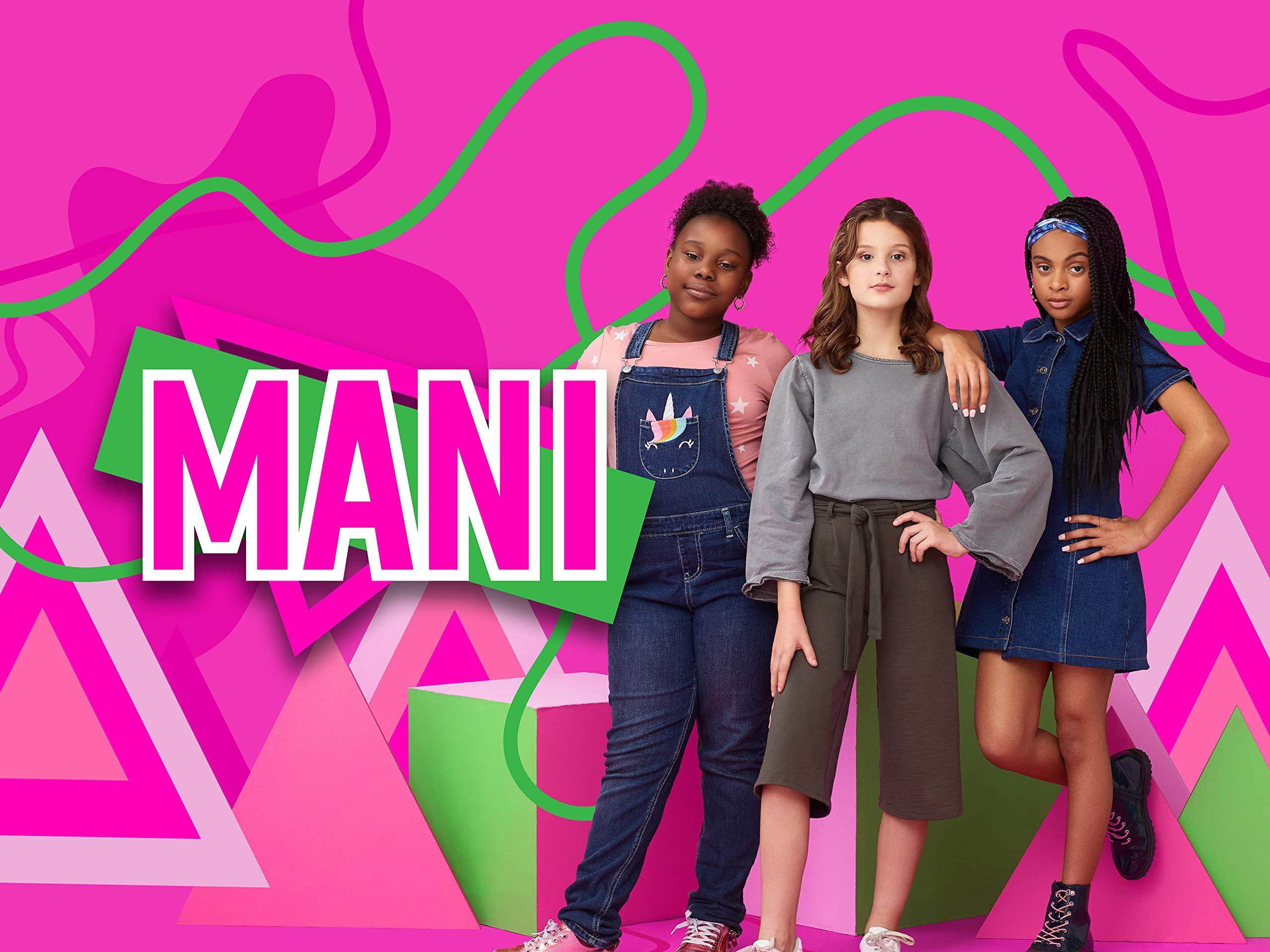Mani on Amazon Prime Video UK