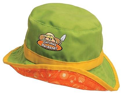 Amazon.com: Curious Gardener Children\'s Gardening Hat: Garden & Outdoor