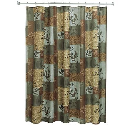 Bacova Guild Shower Curtain Autumn Leaves