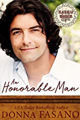 An Honorable Man (The Black Bear Brothers, Book 1) Kindle Edition