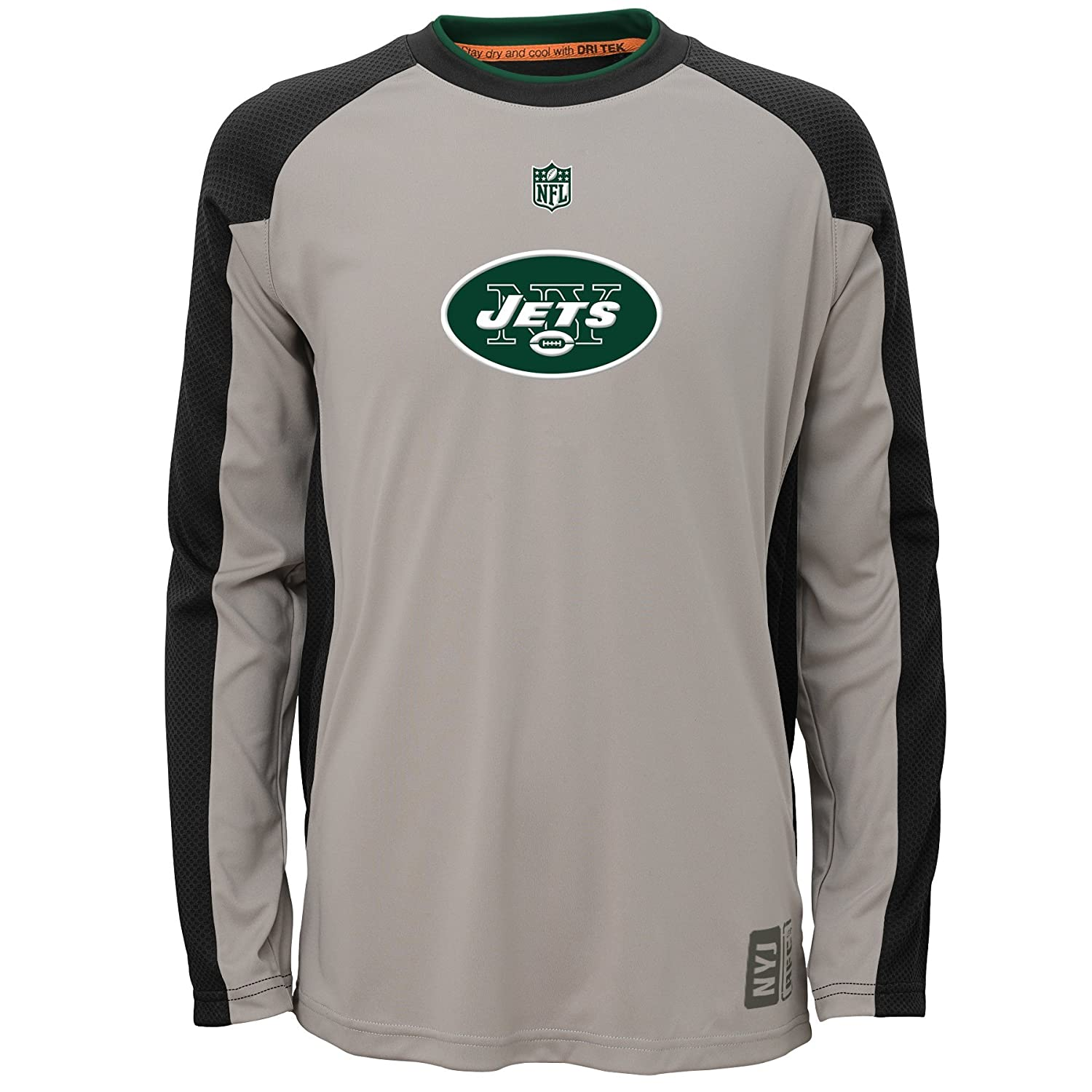 673133306 Amazon.com: Outerstuff NFL Youth Boys 8-20 Covert Long Sleeve Top: Sports &  Outdoors